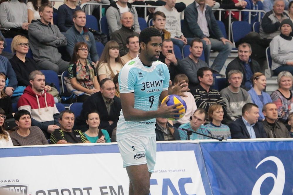 Another Huge Night From Wilfredo Leon Keeps Zenit-Kazan Undefeated