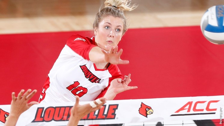 Louisville Sweeps NC State 3-0 to Knock Wolfpack From Atop ACC