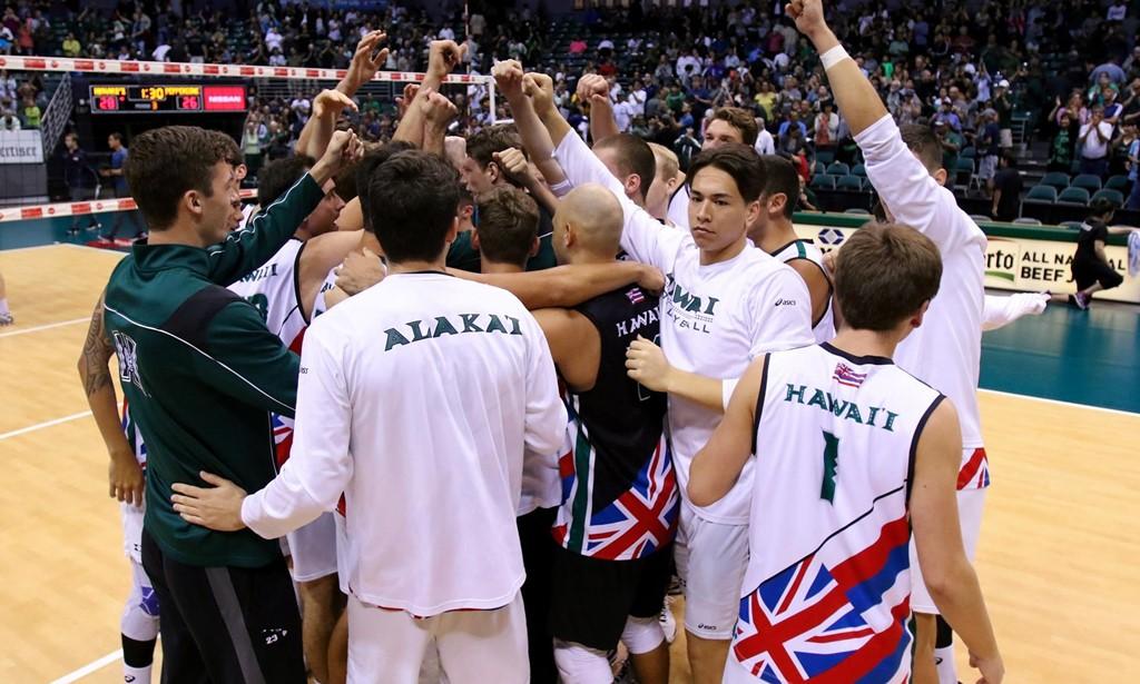 Hawaii Releases 2018 Men's Volleyball Schedule