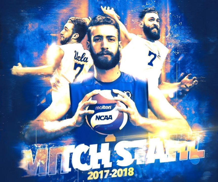 American in Paris: Q&A with UCLA Alum Mitch Stahl of Paris Volley