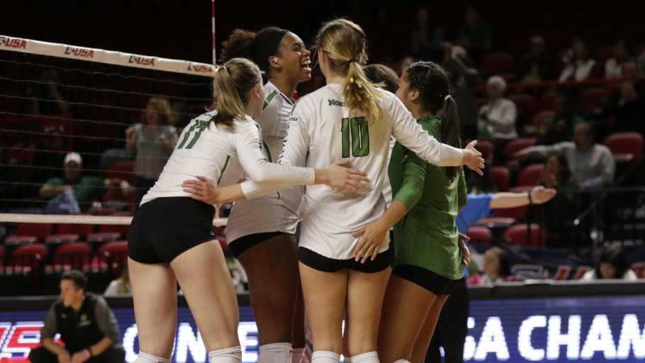 TCU, North Texas Set for Friday Meeting After NIVC Opening Round Wins