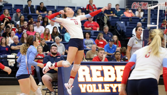Ole Miss Set Home Wins Record, Will Face Georgia in NIVC Third Round
