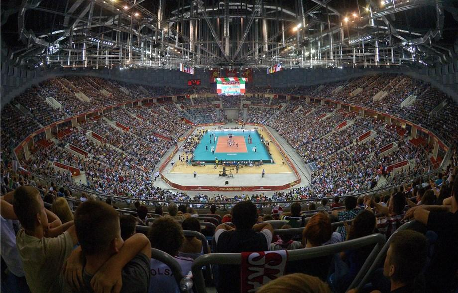 Tickets Go on Sale for 2017 FIVB Men's Club World Championship