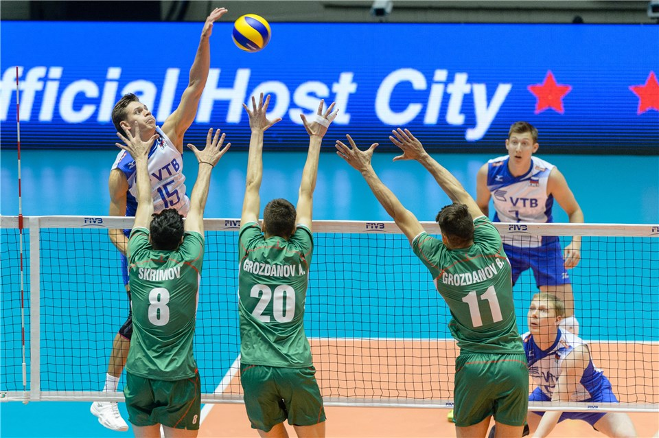 Russian Men Round 9: Polataev Takes Home Player of the Week