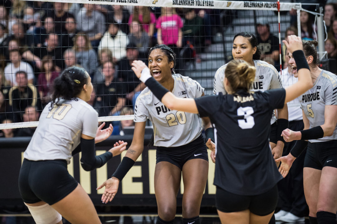 #17 Purdue Looks to Stay on Upswing vs #11 Michigan State; Nov. 24 Preview