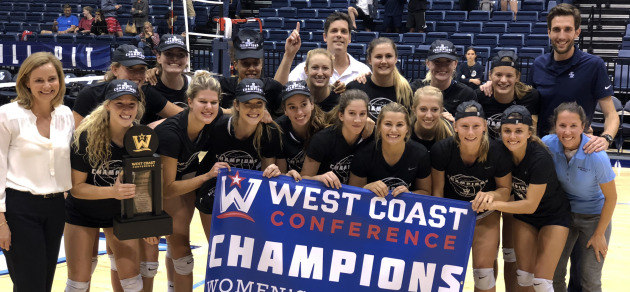 #14 San Diego Tops Pepperdine to Earn Share of WCC Crown and NCAA Bid