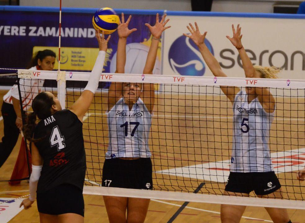 Turkish Women: Beylikduzu Post First Two Wins In League