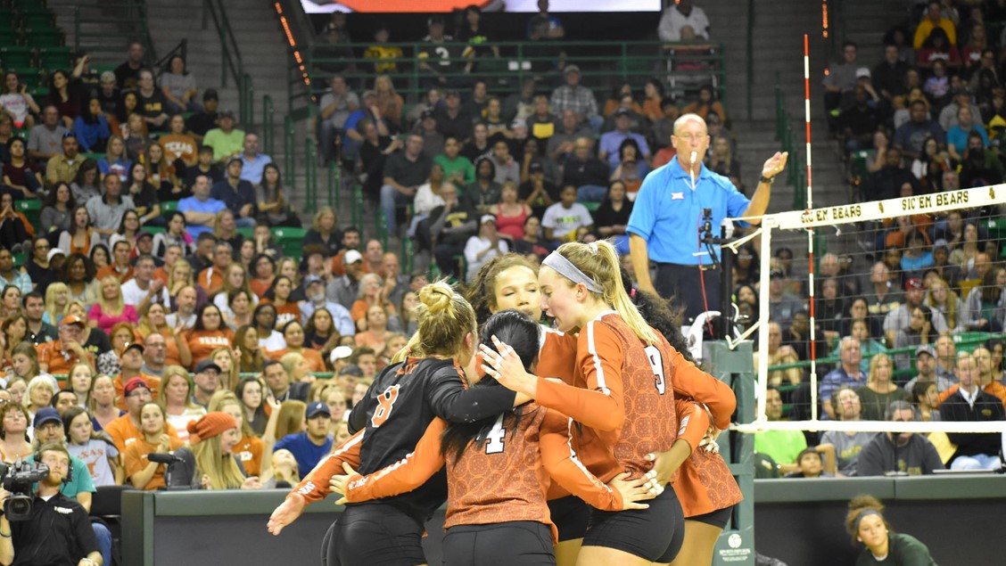 VolleyMob's 2018 Preseason Top 25 (#6-10): Texas On the Edge of the Top 5
