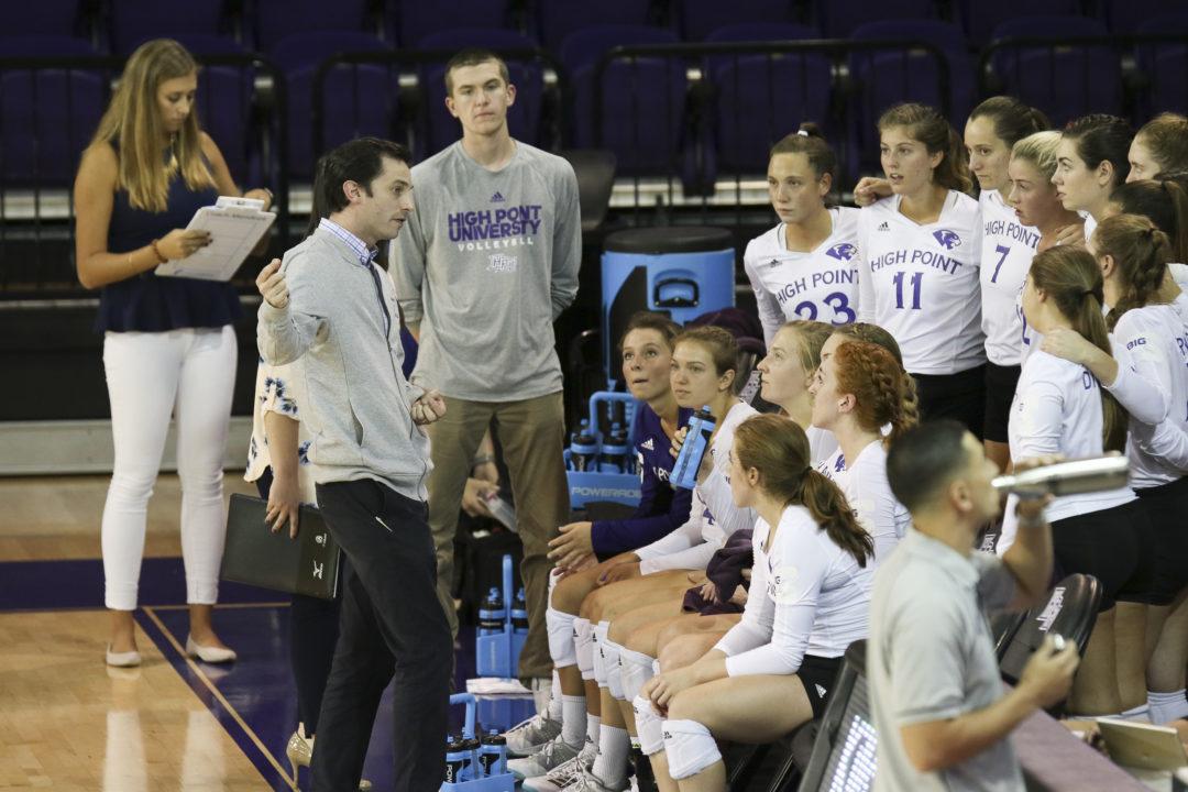 Utah-Bound: Q&A with High Point Head Coach Tom Mendoza