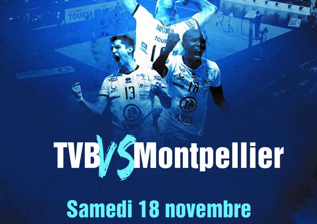 Watch Live: #2 Montpellier vs. #4 Tours, 7:30 PM France/1:30 PM ET