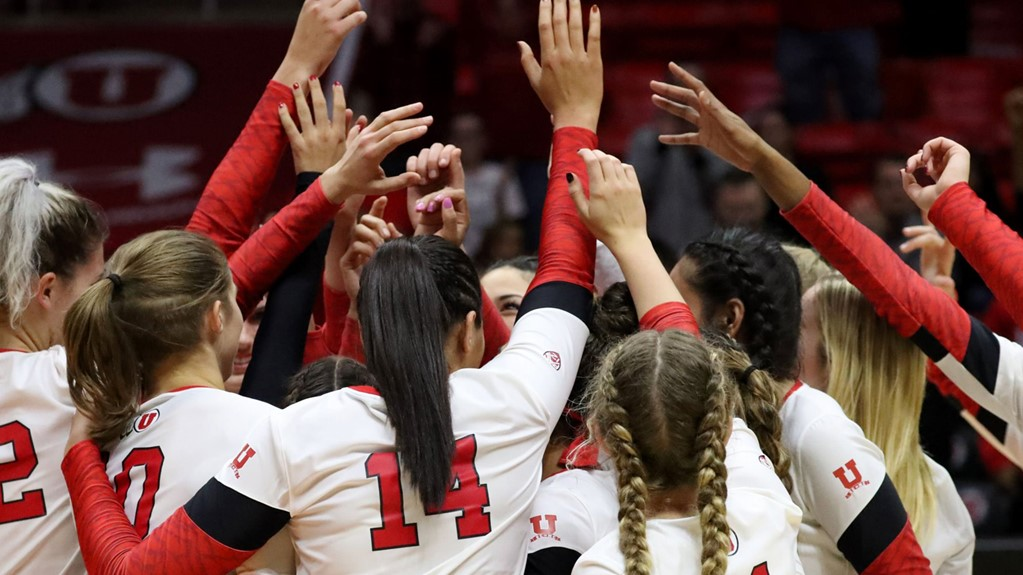Lauren Sproule has Perfect Hitting Performance in Utah Win Over UVU