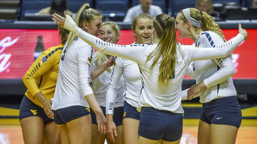Upset Alert: West Virginia Spoils Senior Day for #15 Kansas in 5 Sets