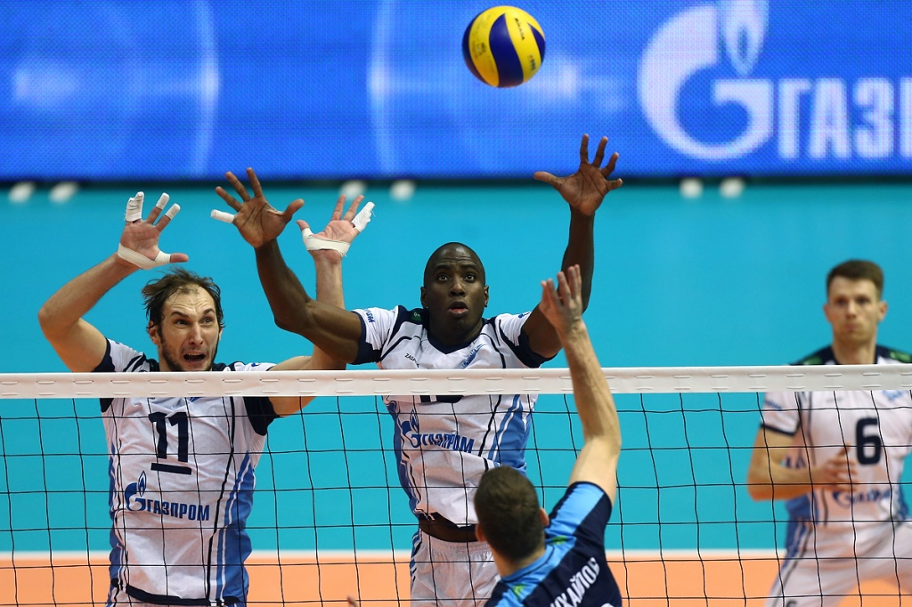 Russian Men: Zenit St. Petersburg Picks Up Another Impressive Win
