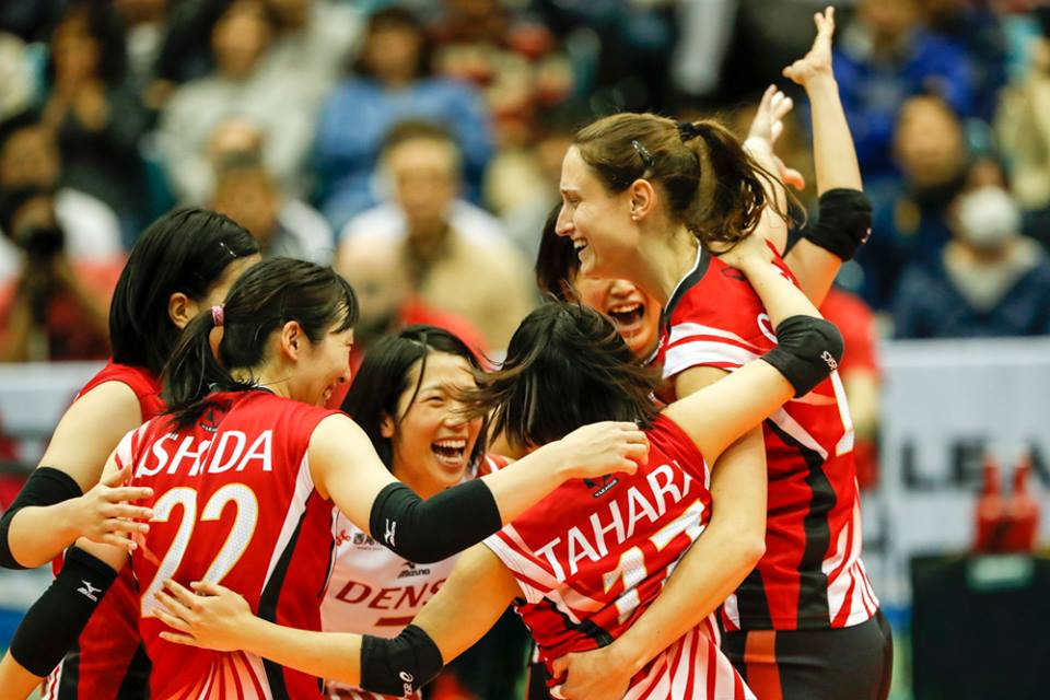 Japan Women: Hisamitsu is Dominant at 9-0