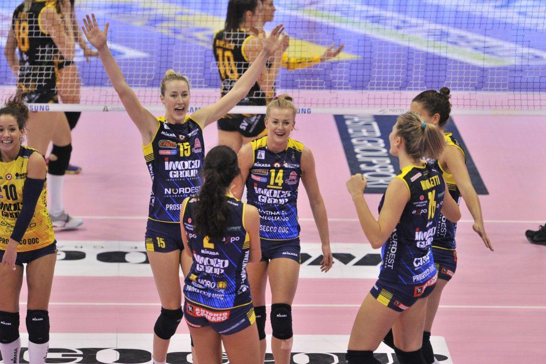 Women's CEV Champions League Groups Announced