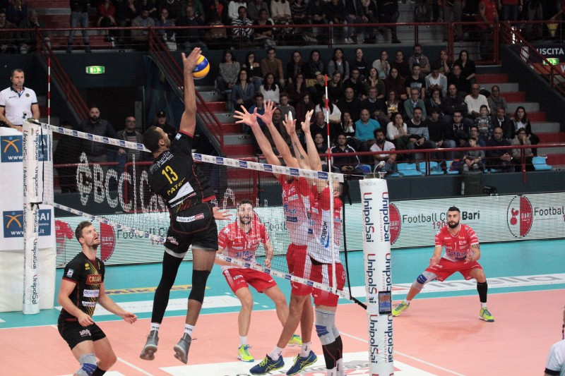 Volley Callipo's President Leaves Game Because Of Team's Bad Play