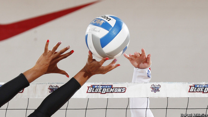 Marie Zidek Named DePaul's New Head Volleyball Coach