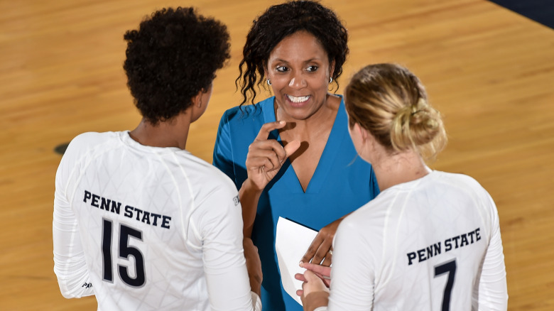 Penn State's Salima Rockwell To Retire From Collegiate Coaching