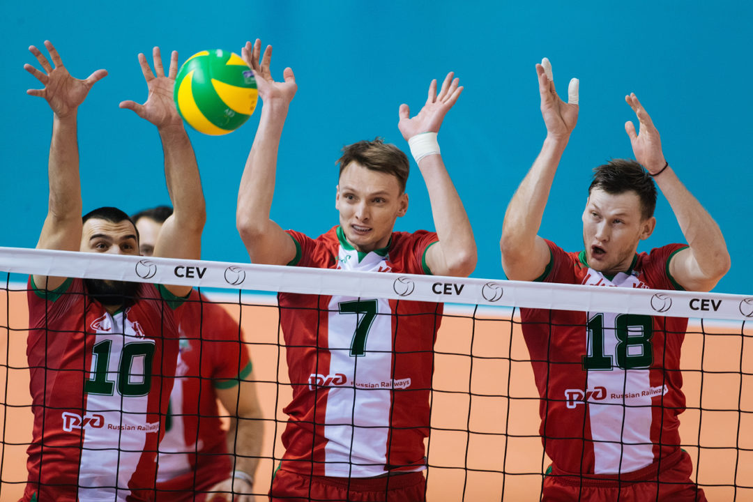 Lokomotiv Rolls Through Dinamo Moscow In Sweep At Champions League