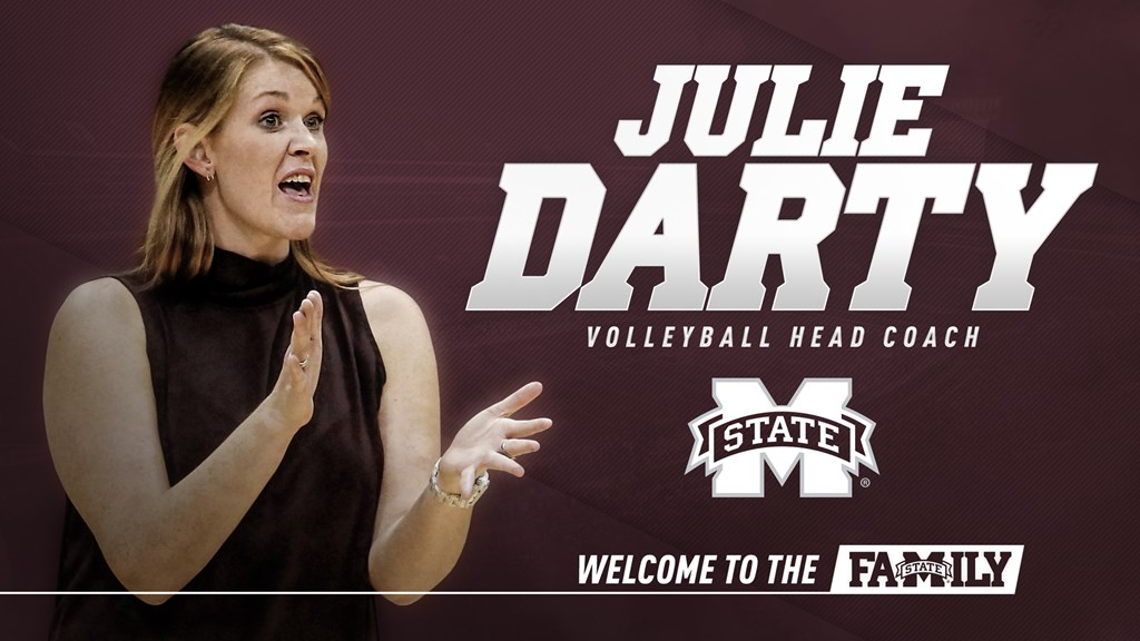 Mississippi State Hires Julie Darty As 12th Head Coach