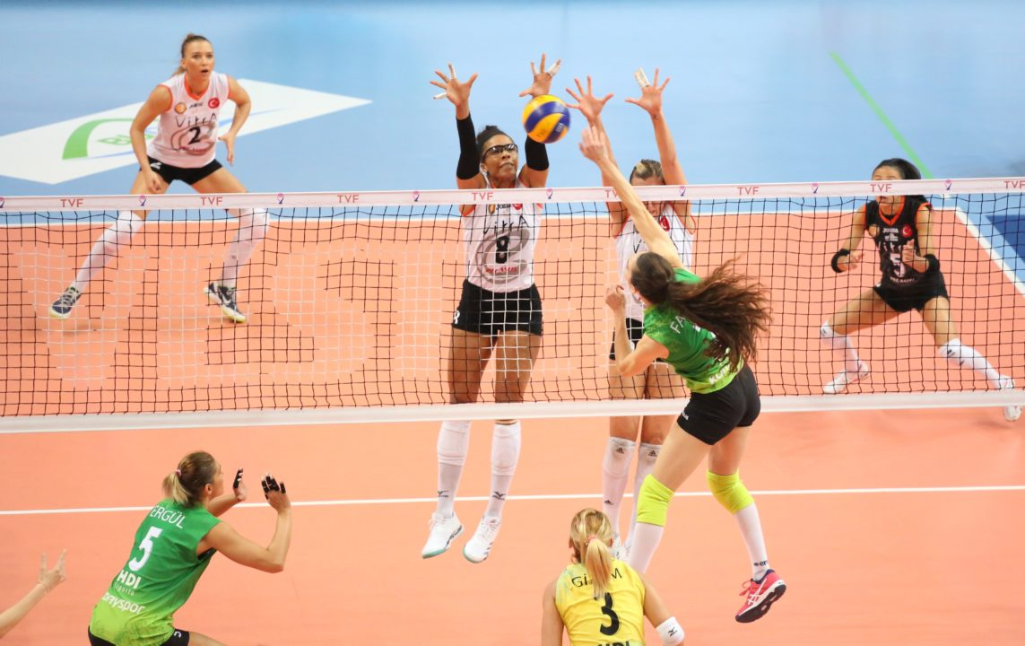 Turkish Women: Tijana Boskovic Goes Off In Rounds 10/11 For Eczacibasi
