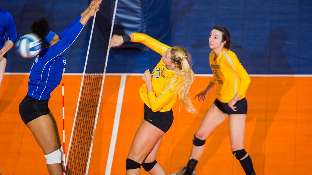 Arkansas Tech's Lexie Johnston Named AVCA DII Freshman Of The Year