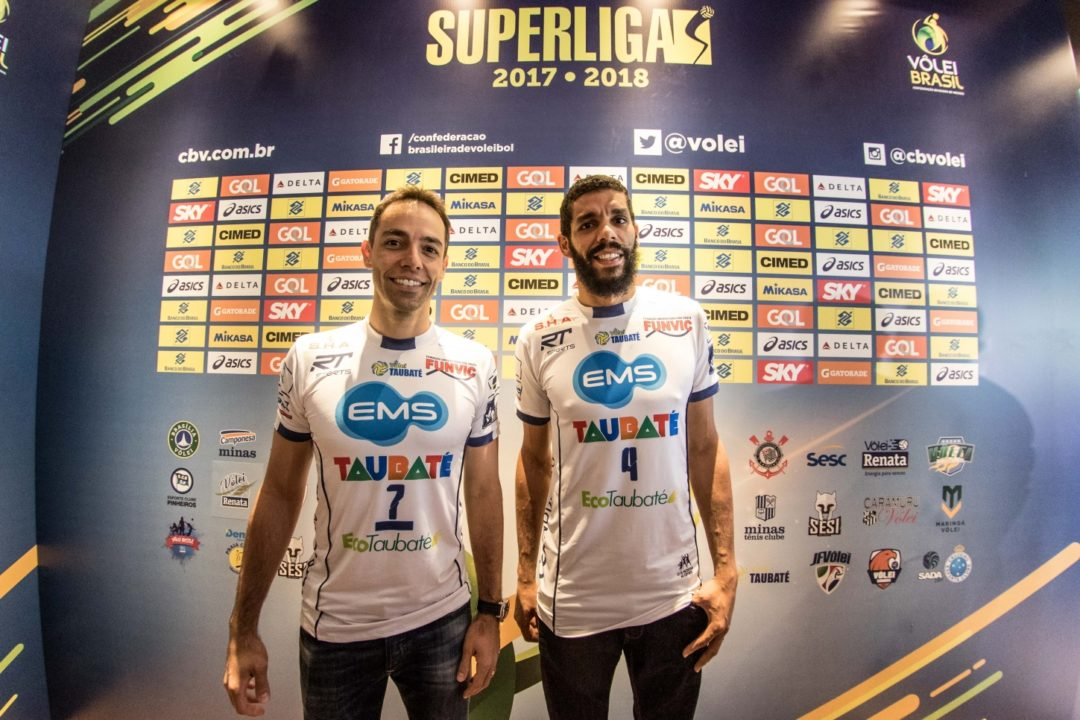 Taubaté Beats Sesi 3-2 In First Game Without Lucarelli – Round 9 Recap