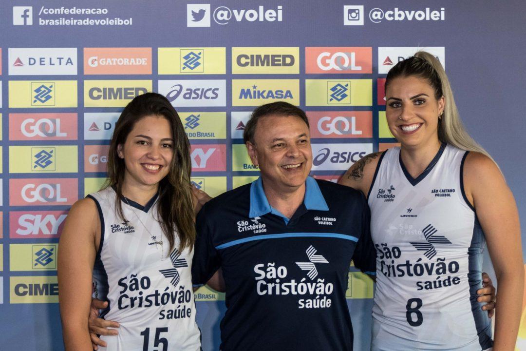 São Caetano Upsets Minas In 5-Set Thriller – Superliga Round 12 Recap