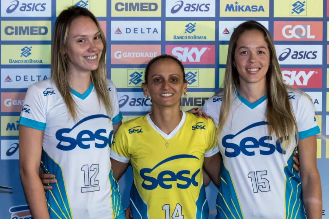 SESC beats Osasco In Superliga's Biggest Derby – Round 11 Recap