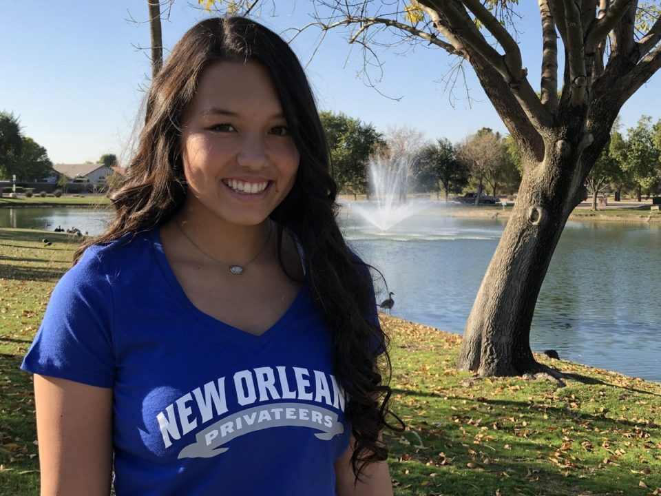 Class of 2018 L/DS Alexa Spartz Commits to New Orleans for Indoor & Beach