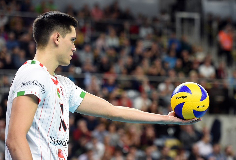 LUBE, SKRA, and Zenit Kazan Book Semis Tickets – FIVB Club WCH Day 2