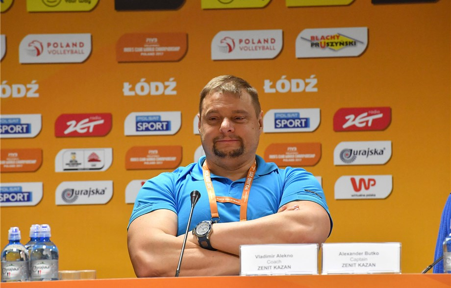 """Let's Not Compare Ngapeth And Leon"" – Coach Vladimir Alekno"