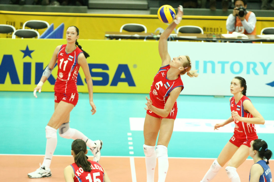 2018 Russian Women's Roster Reportedly Includes Retired Sokolova