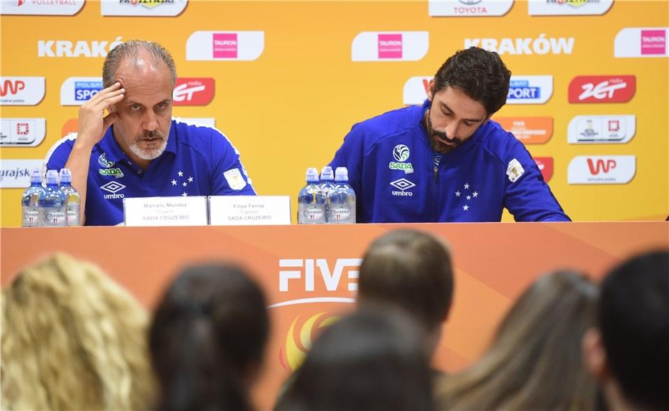 Sore Losers? Sada Cruzeiro Provokes Zenit Kazan On Twitter After Loss