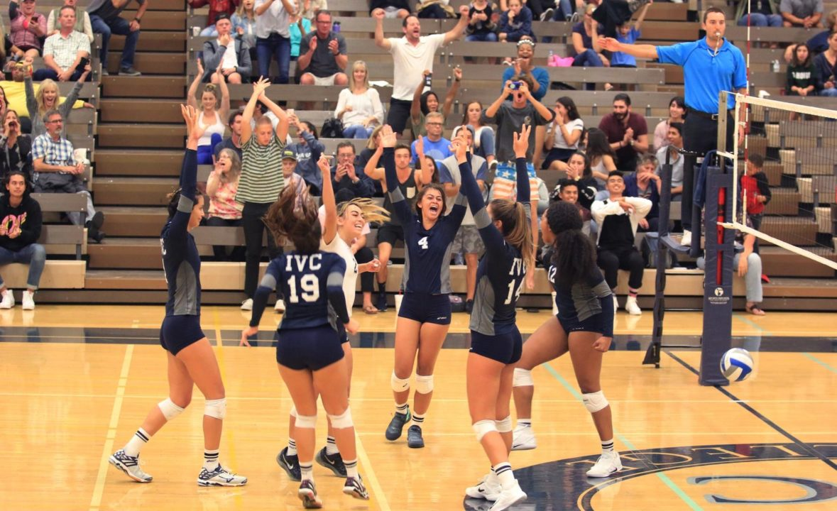 Irvine Valley College Wins CCCAA State Title to Cap Off Perfect Season