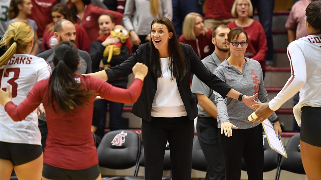 Washington St. Extends Head Coach Jen Greeny Through 2023