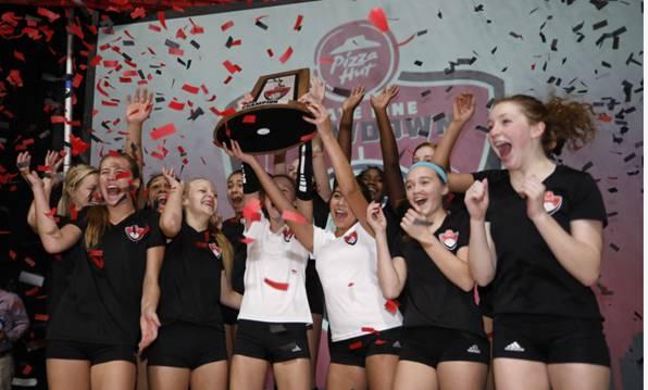 Team Kansas Wins Pizza Hut NCAA State Line Showdown