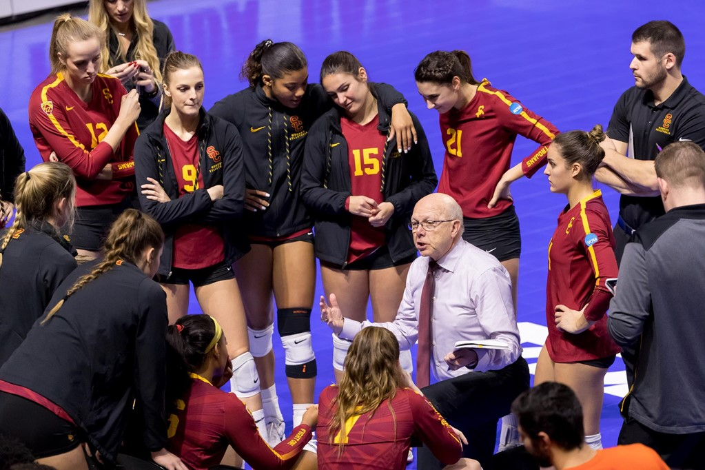 "4-Time NCAA Title Winning Coach Mick Haley ""Will Not Return"" to USC"