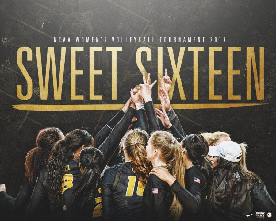 Missouri Nabs Another Upset with 3-1 Win at #16 Wichita State for Sweet 16 Berth
