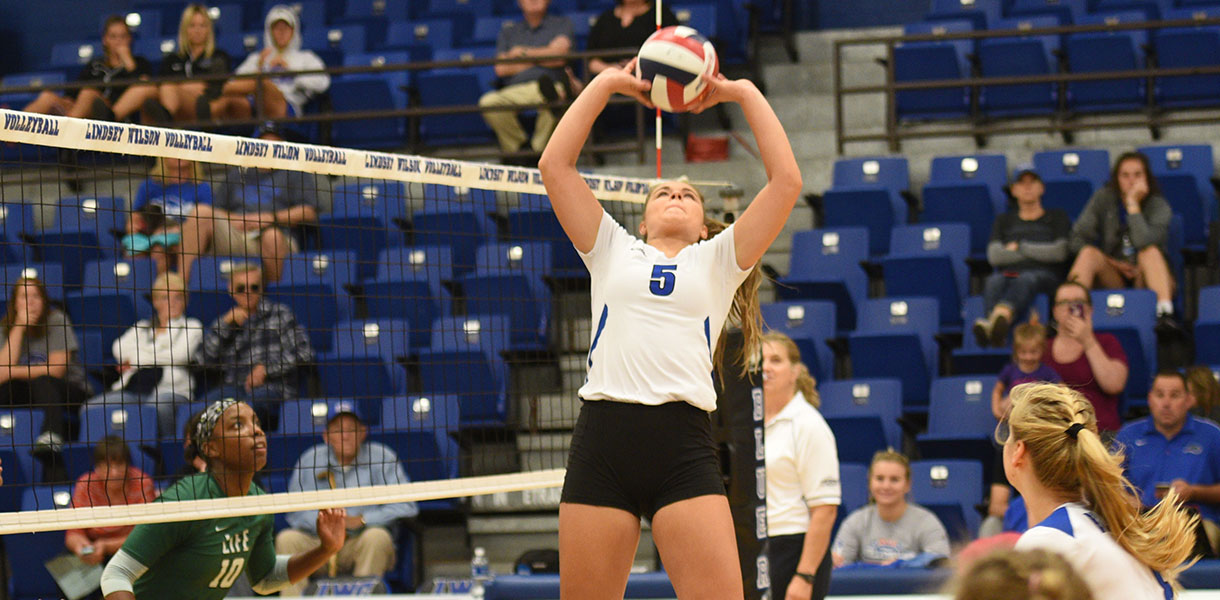Lindsey Wilson's Makenzie Montano Named AVCA NAIA Player Of The Year