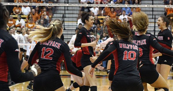 NCAA Day 2 Rewind: Three Five-Setters, History Made