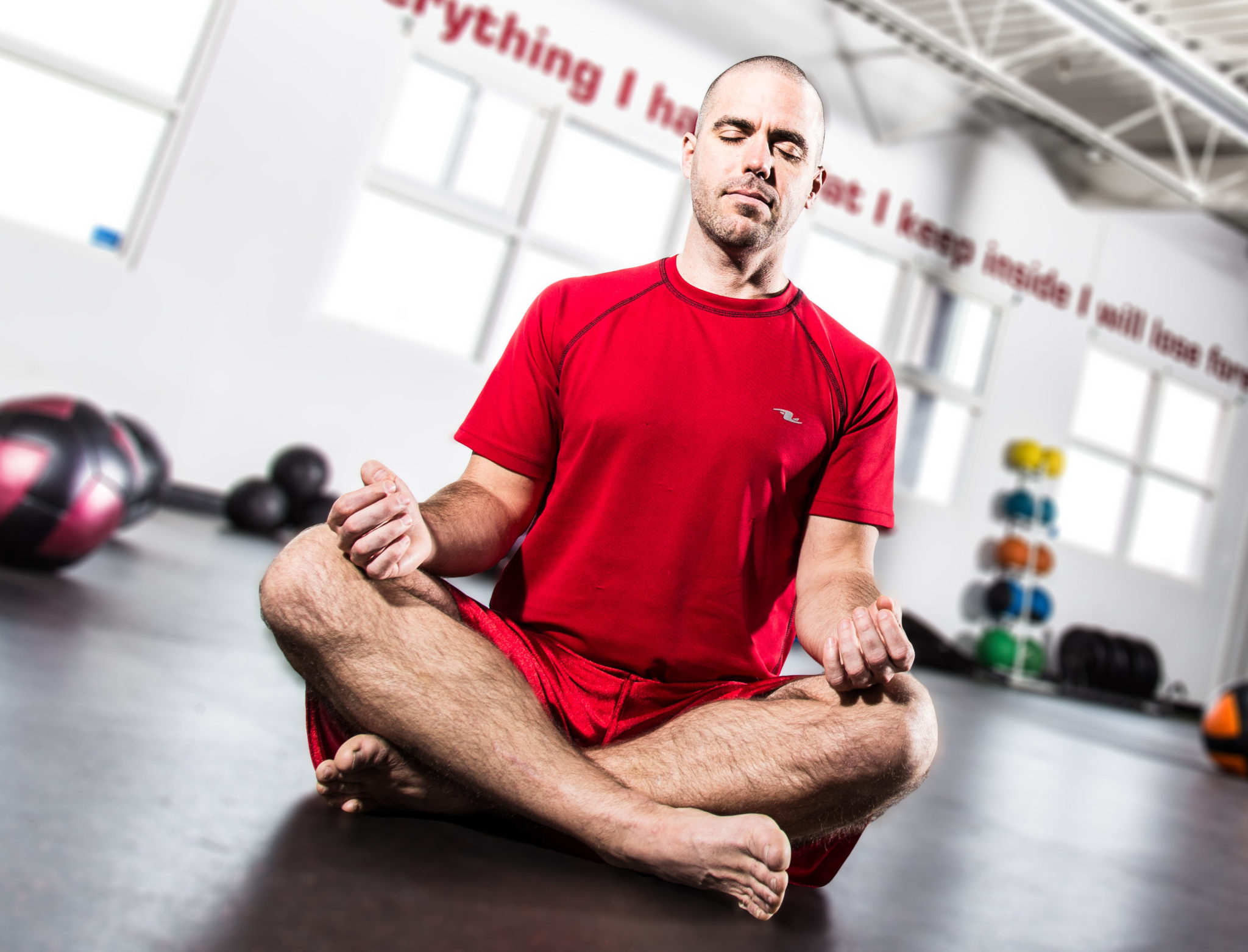 Mental Health for Athletes: Yoga and Meditation Class Series