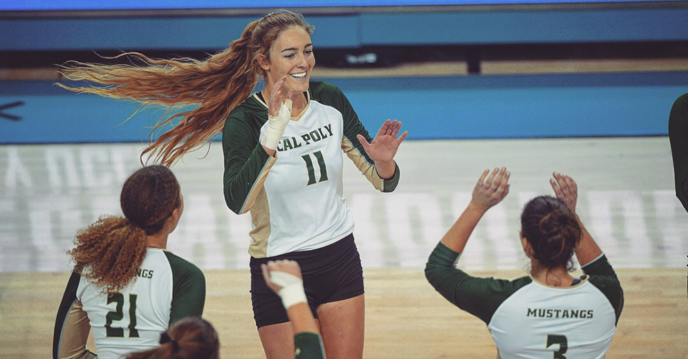 VolleyMob's 2018 Preseason Top 25 (#21-25): Cal Poly Looks for an Encore in 2018