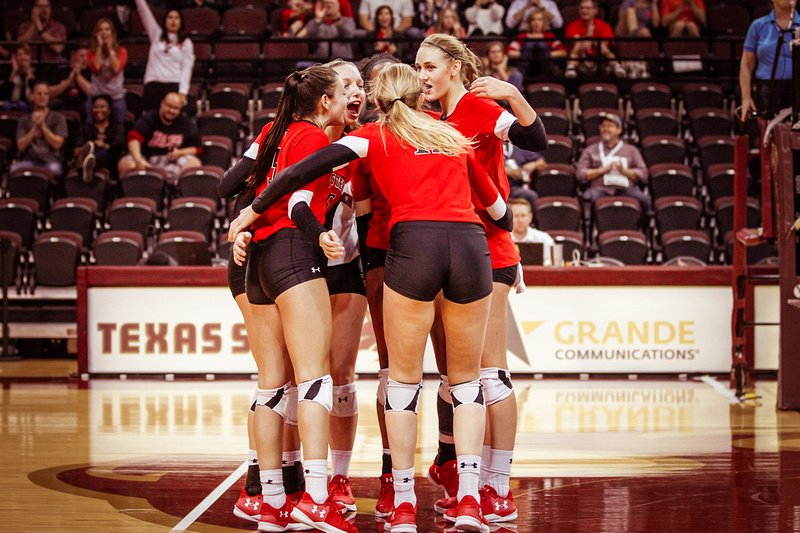 Atwood, Hill Lead Texas Tech to Second Postseason NIVC Win