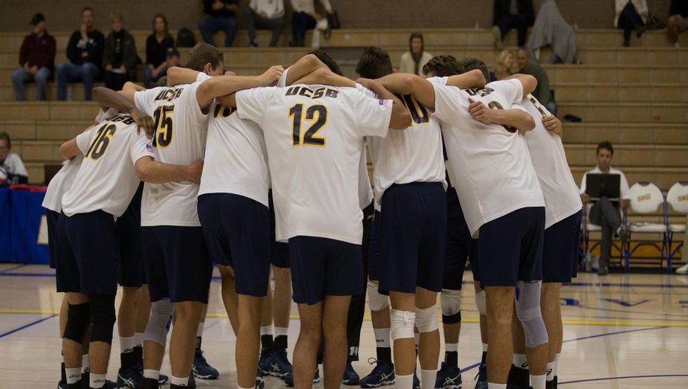UCSB Men Hits Road To Play UCLA, USC