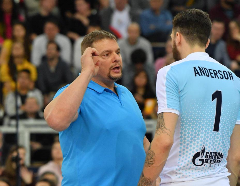 Zenit Kazan Coach Unimpressed with Championship League foe Toulouse
