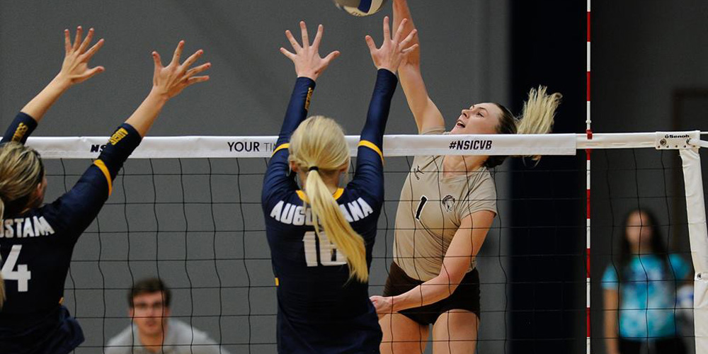 SMSU's Taylor Reiss Named AVCA Division II Player Of The Year
