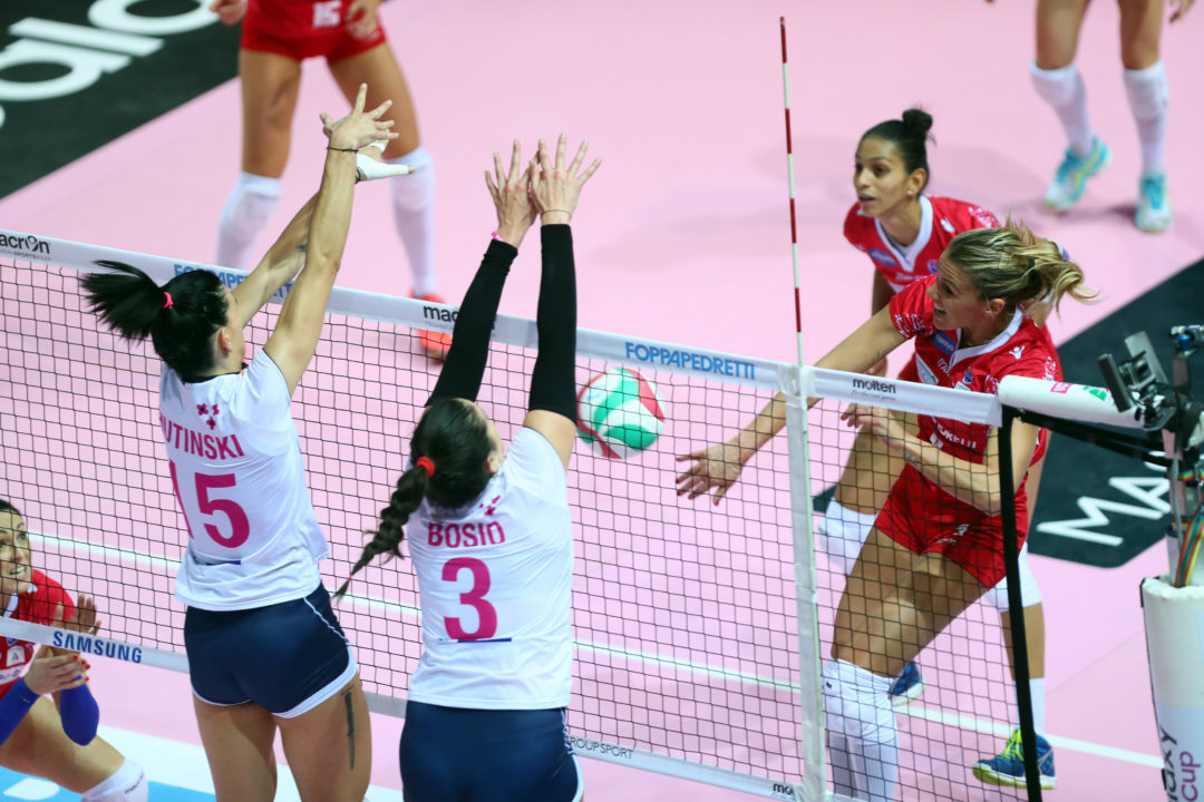 Competition Heats Up with 5 Set Matches (Serie A Week 10 Recap)