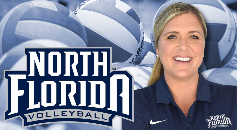 Kristen Wright Named North Florida Head Indoor & Beach Coach