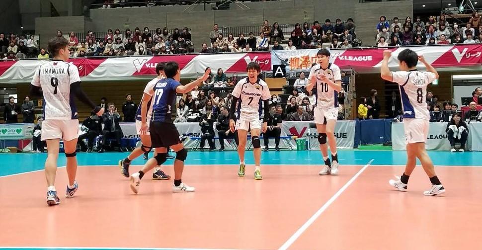 Japan Men: FC Tokyo gets first win, Panasonic still top